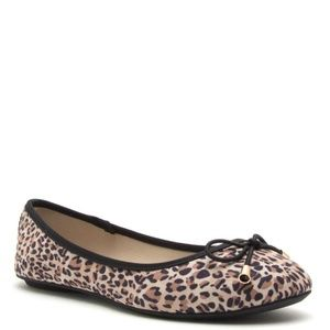 Shoes - Moving Sale! Send Best Offer! New Leopard flats